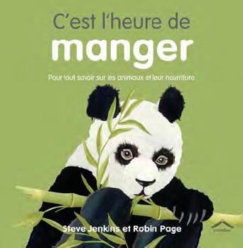 C'EST L'HEURE DE MANGER