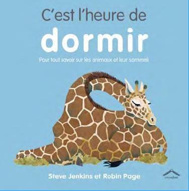 C'EST L'HEURE DE DORMIR