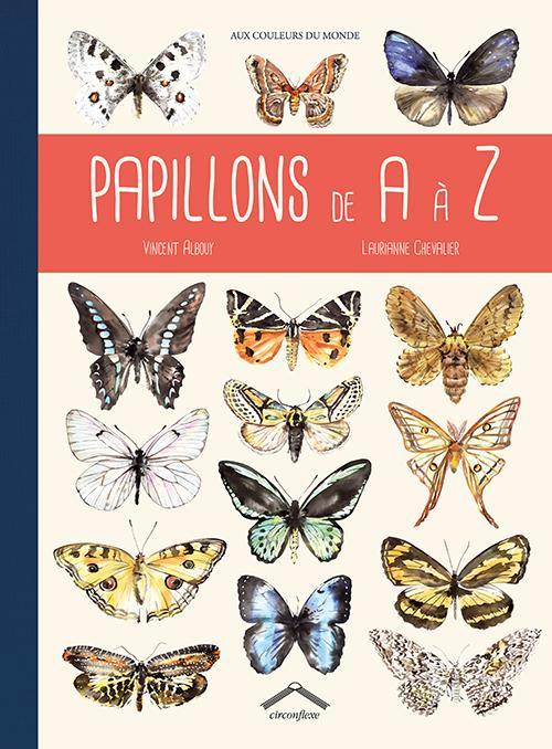 PAPILLONS DE A A Z