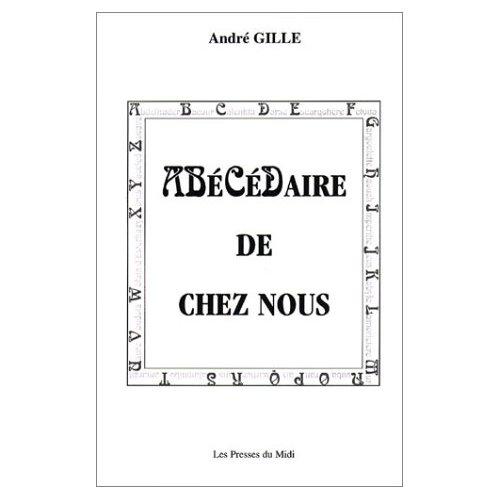 ABECEDAIRE DE CHEZ NOUS