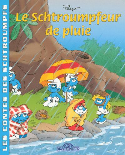 LE SCHTROUMPFEUR DE PLUIE