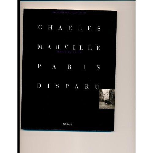 CHARLES MARVILLE - PARIS DISPARU