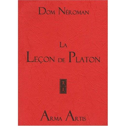 LECON DE PLATON