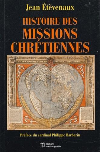 HISTOIRE DES MISSIONS CHRETIENNES