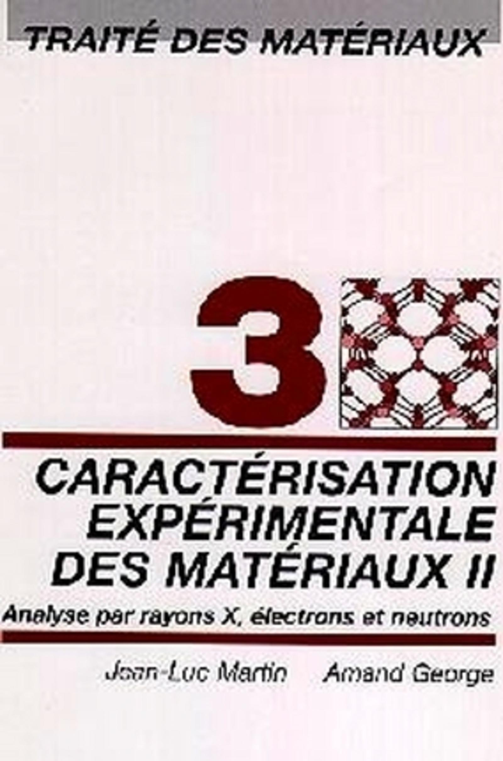 CARACT.EXPER.MAT.2 VOL3