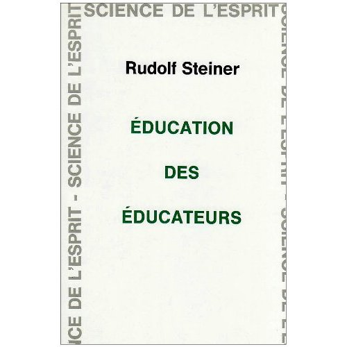 EDUCATION DES EDUCATEURS