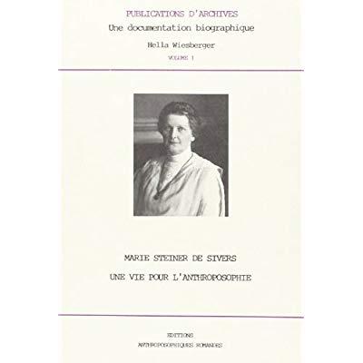 MARIE STEINER DE SIVRES