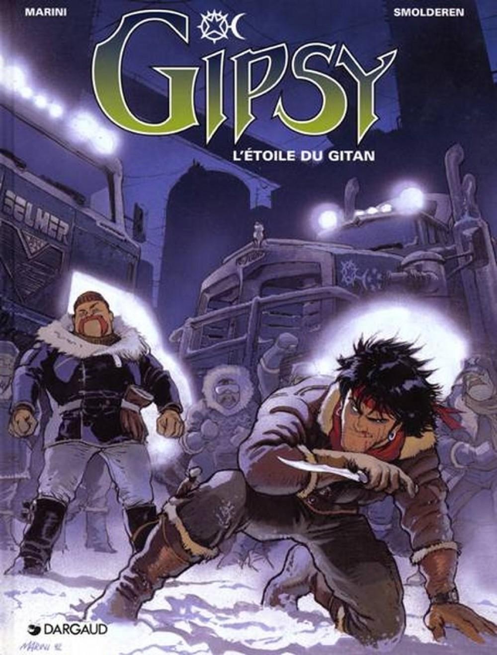 GIPSY - T1 - L'ETOILE DU GITAN