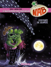 NAB T10 L'ODYSSEE DE L'ESPECE