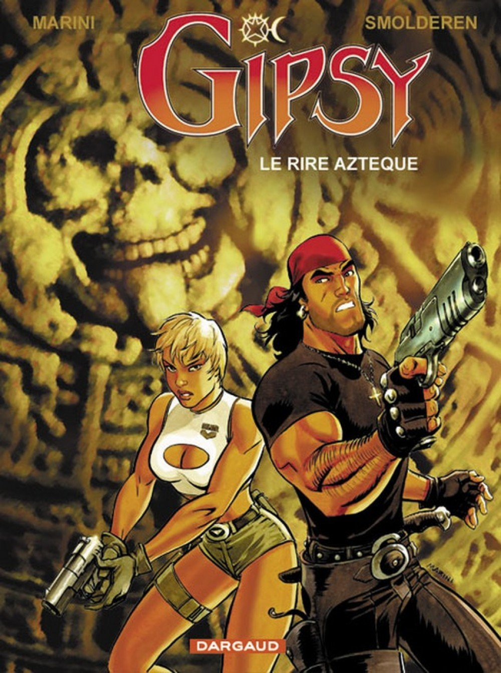 GIPSY - T6 - RIRE AZTEQUE