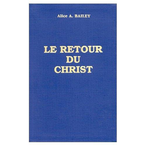 RETOUR DU CHRIST