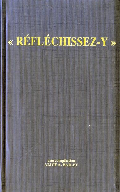 REFLECHISSEZ-Y