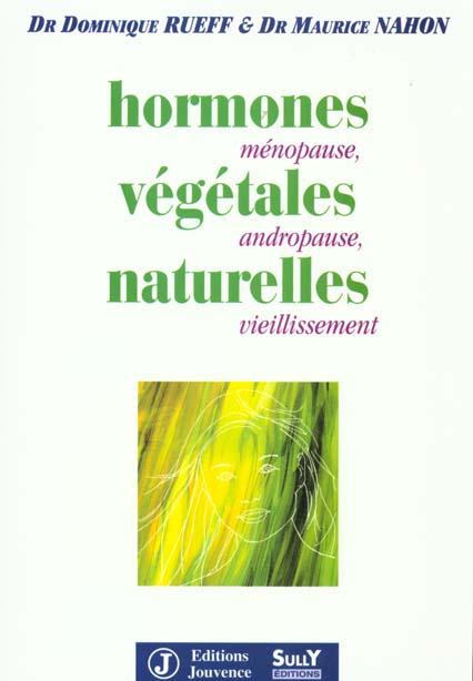 HORMONES VEGETALES NATURELLES (LES)