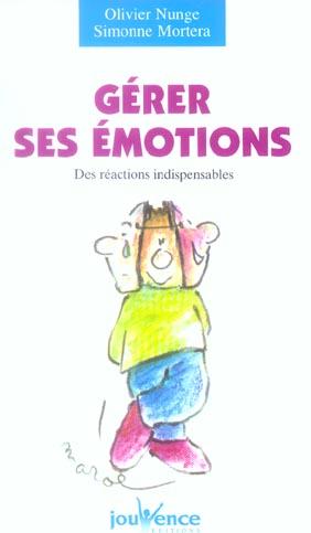 GERER SES EMOTIONS N.29