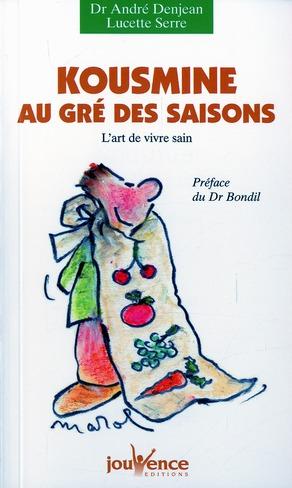 KOUSMINE AU GRE DES SAISONS N.26