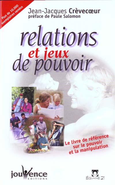 RELATIONS ET JEUX DE POUVOIR N.1