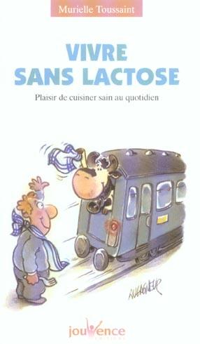 VIVRE SANS LACTOSE N.81
