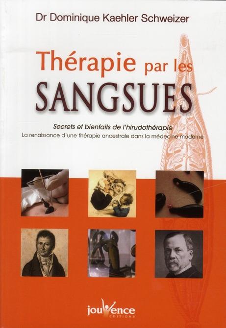 THERAPIE PAR LES SANGSUES N.248