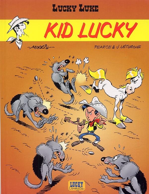 KID LUCKY - LUCKY LUKE - T33