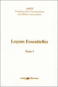 LECONS ESSENTIELLES - T1