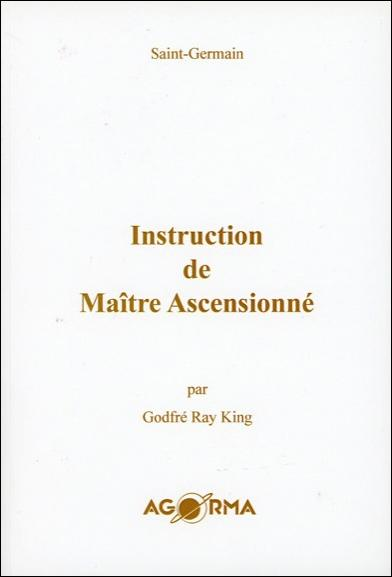 INSTRUCTION DE MAITRE ASCENSIONNE
