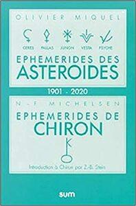 EPHEM. ASTEROIDES & CHIRON 1901-2020