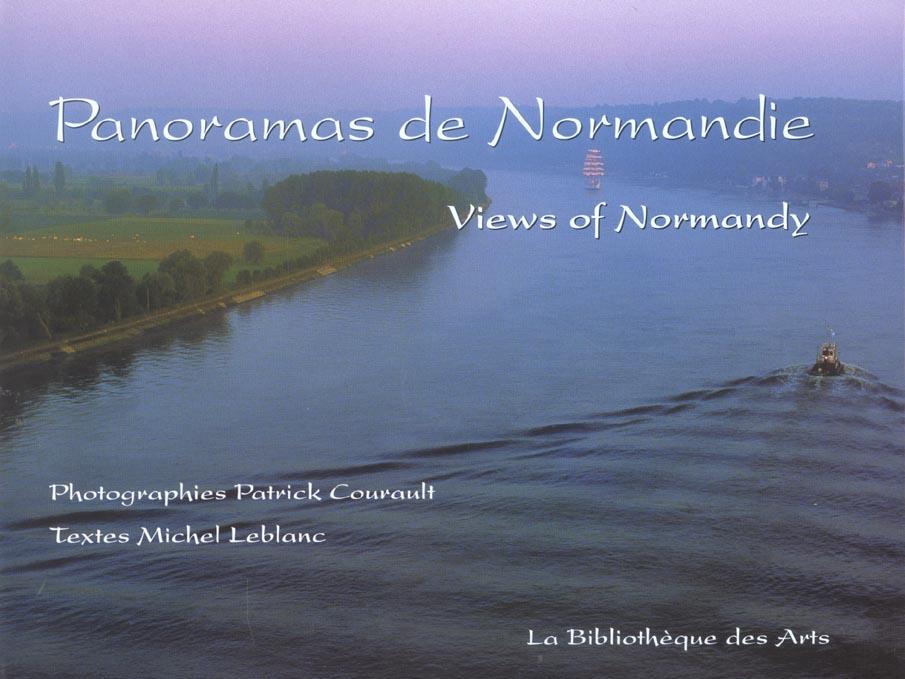 PANORAMAS DE NORMANDIE. BILINGUE FRANCAIS/ANGLAIS
