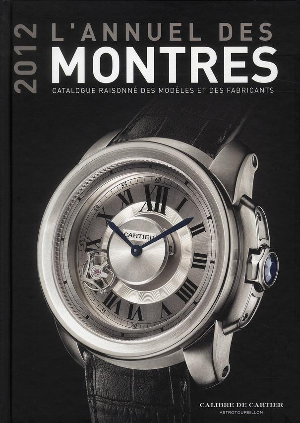 ANNUEL DES MONTRES 2012