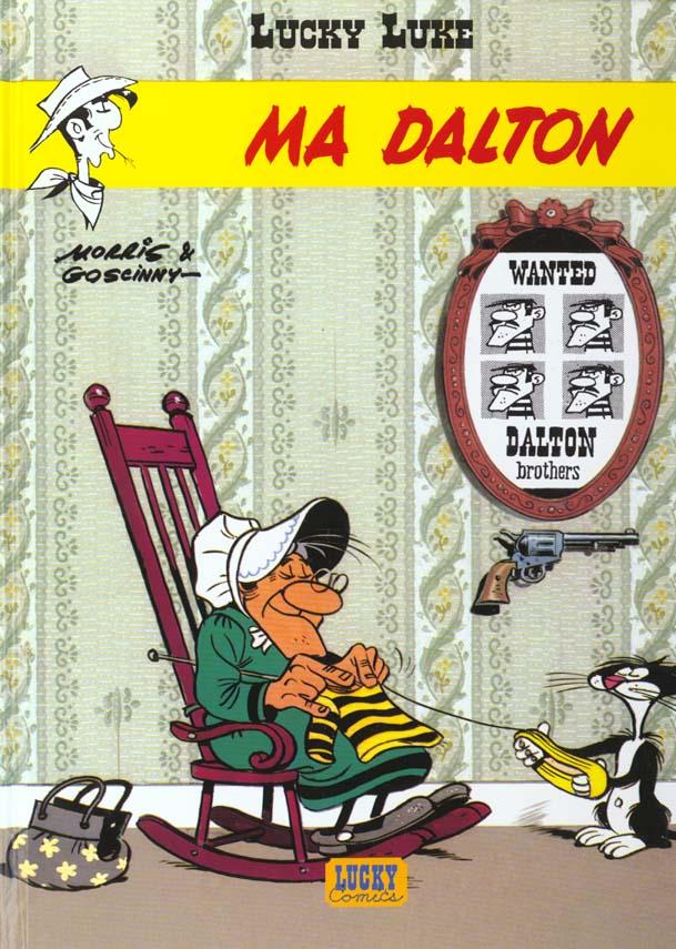MA DALTON - LUCKY LUKE - T7