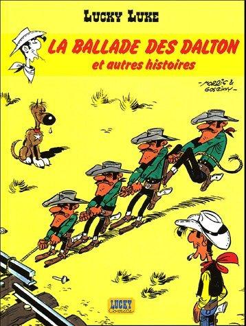 BALLADE DES DALTON ET AUTRES HISTOIRES (LA) - LUCKY LUKE - T17