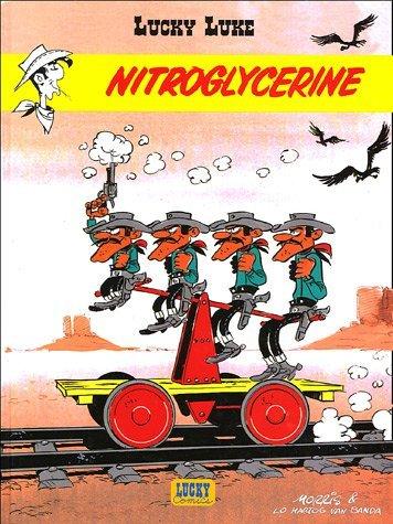 NITROGLYCERINE - LUCKY LUKE - T25