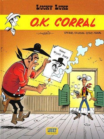 O.K. CORRAL - LUCKY LUKE - T36