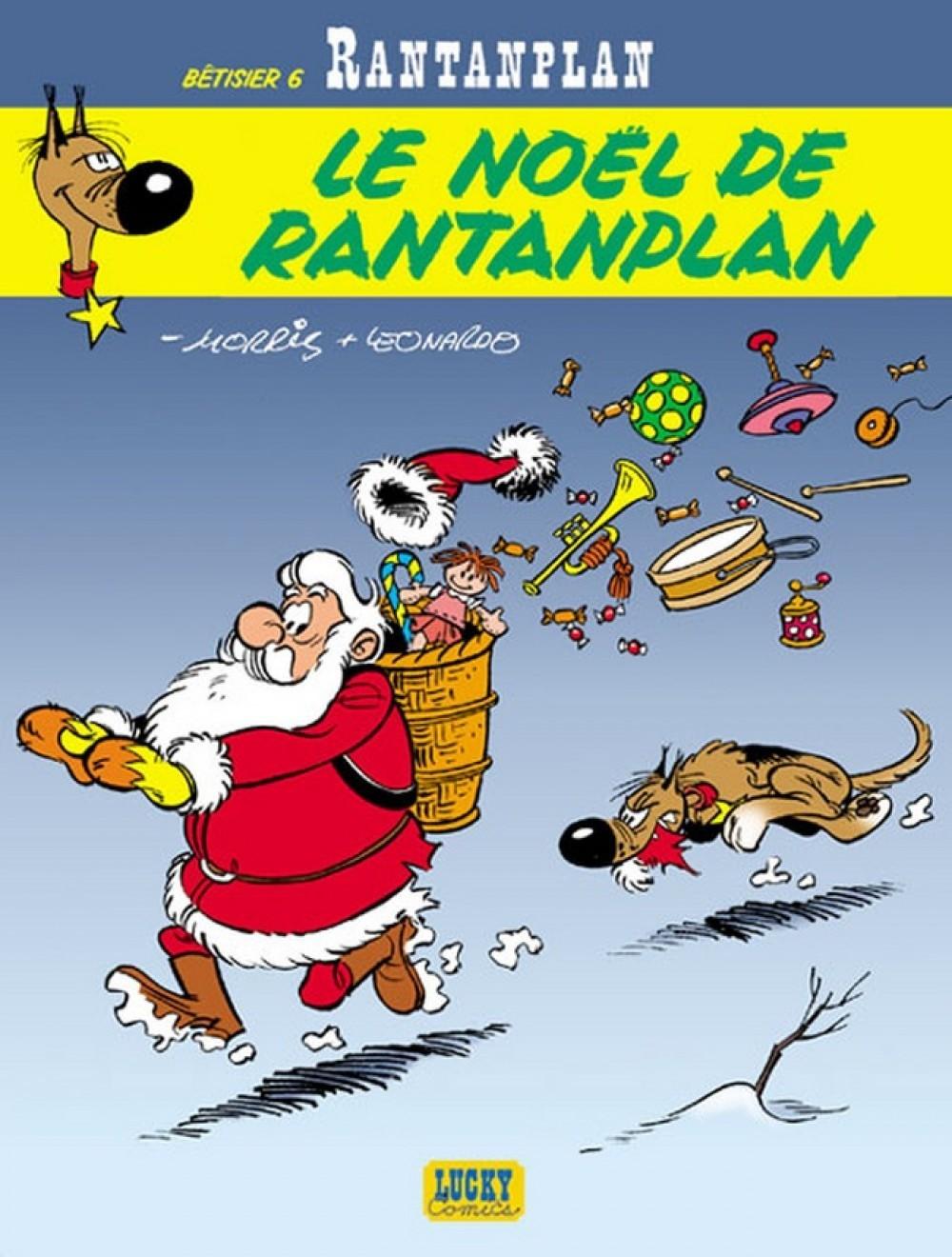 RANTANPLAN - HISTOIRES LONGUES T16 NOEL DE RANTANPLAN (LE) - BETISIER 6