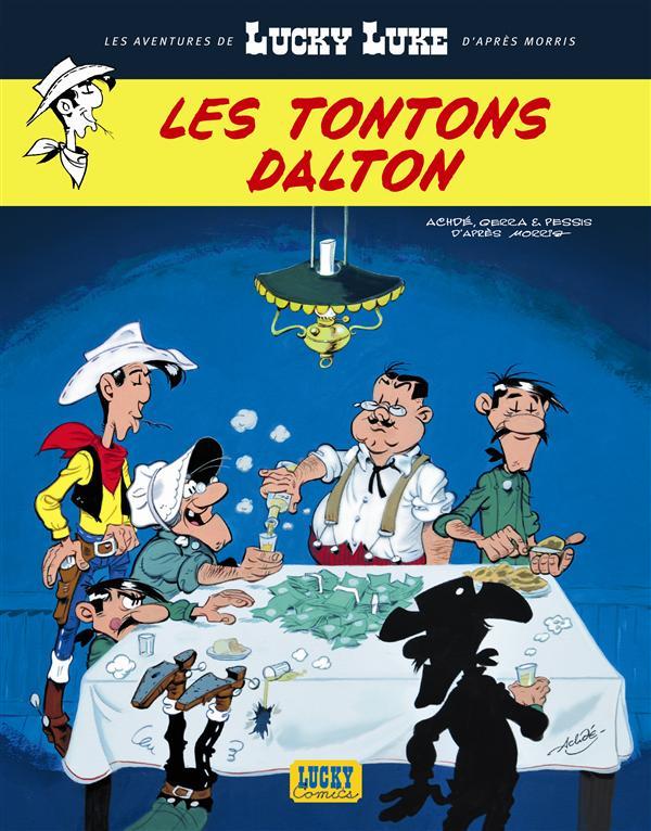 NLLES AVENT LUCKY LUKE T6 LES TONTONS DALTON T6