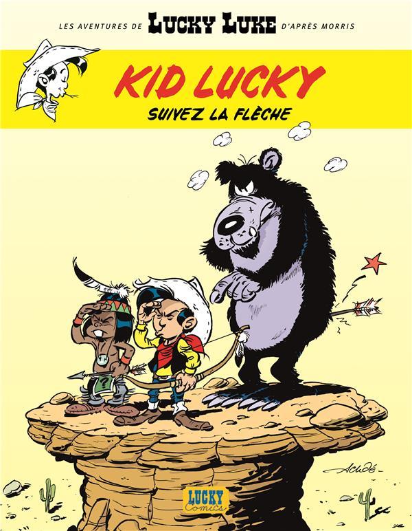 KID T4 KID LUCKY-SUIVEZ LA FLECHE