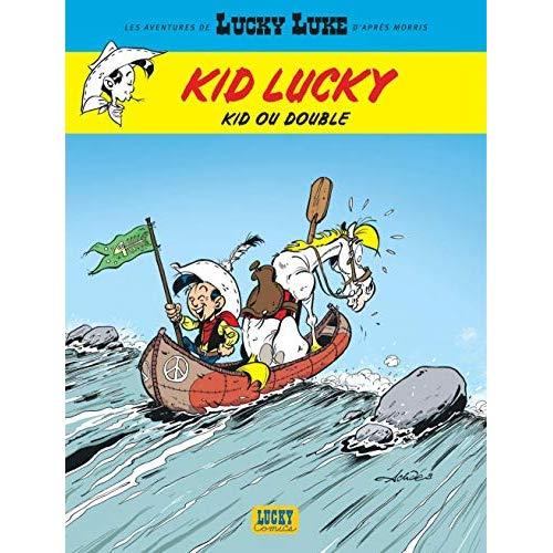 AVENTURES DE KID LUCKY D'APRES MORRIS (LES) - TOME 5 - KID LUCKY - TOME 5
