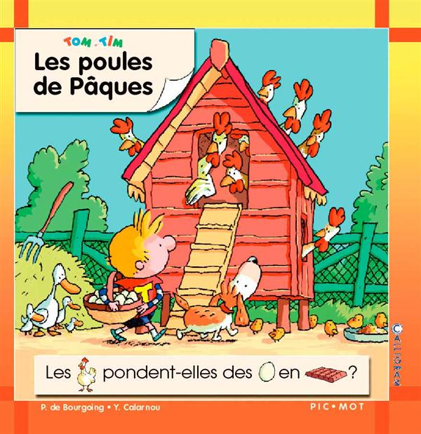 POULES DE PAQUES (LES)