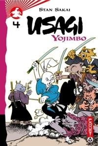 USAGI YOJIMBO T04