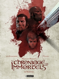 LA CHRONIQUE DES IMMORTELS INTEGRALE1