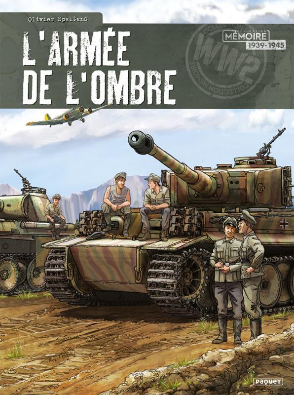 L'ARMEE DE L'OMBRE - INTEGRALE