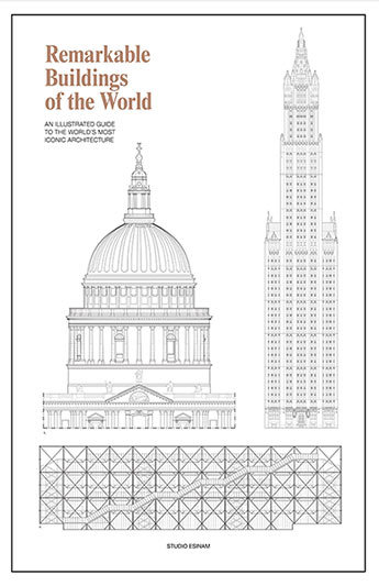 REMARKABLE BUILDINGS OF THE WORLD /ANGLAIS