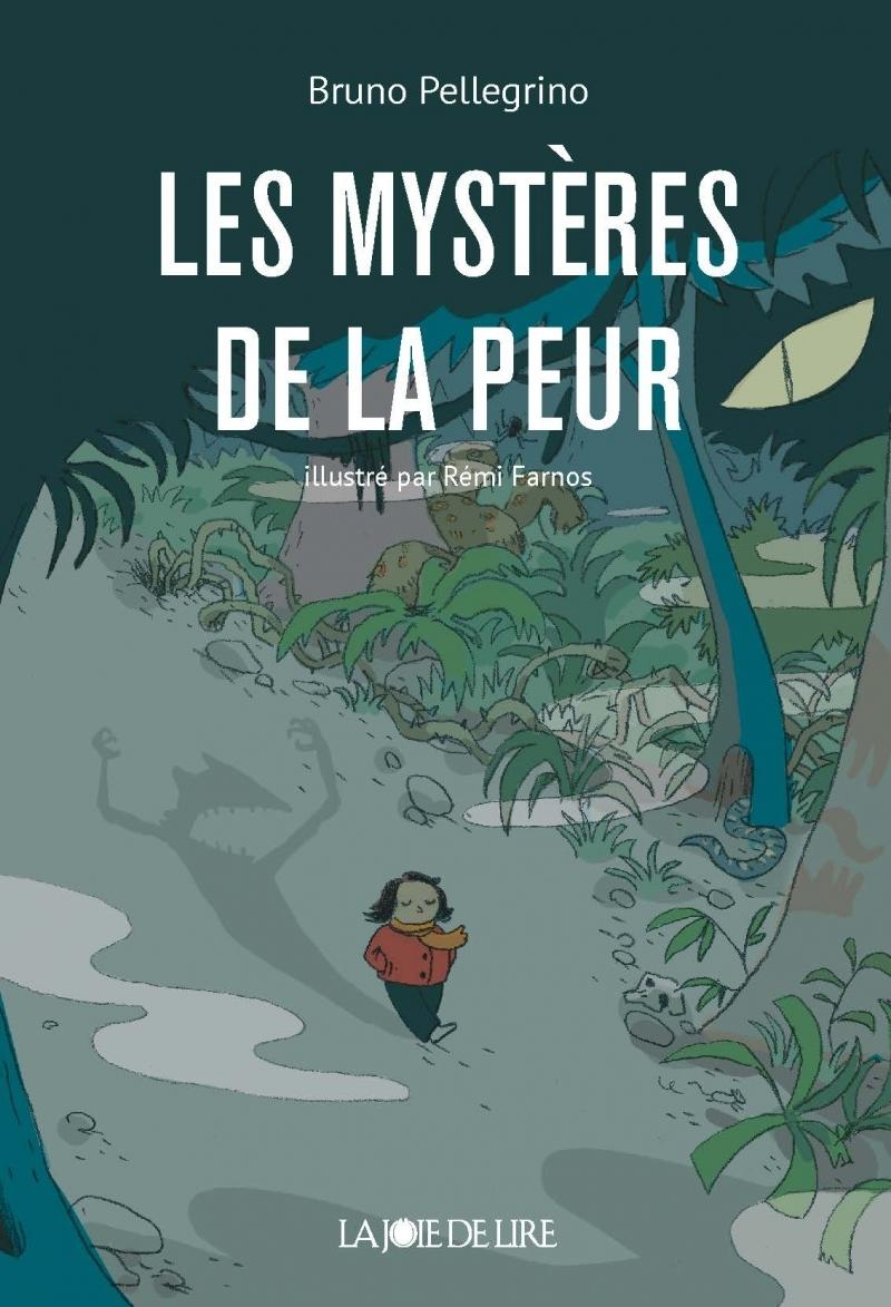LES MYSTERES DE  LA PEUR