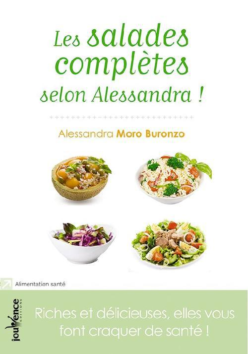 SALADES COMPOSEES SELON ALESSANDRA !