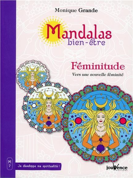 MANDALAS BIEN-ETRE FEMINITUDE