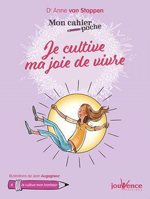 CAHIER POCHE JE CULTIVE MA JOIE DE VIVRE (MON)