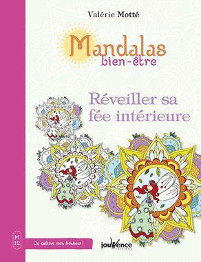 MANDALAS BIEN-ETRE REVEILLER SA FEE INTERIEURE