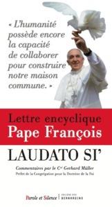 LETTRE ENCYCLIQUE PAPE FRANCOIS LAUDATO SI
