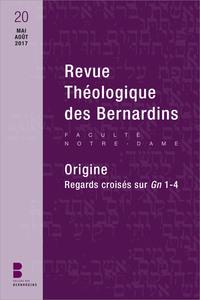 REVUE THEOLOGIQUE DES BERNARDINS  20