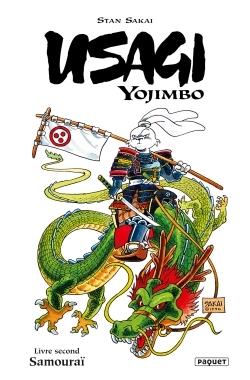 USAGI YOJIMBO COMICS T2 - COULEUR