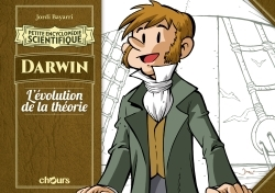 PETITE ENCYCLOPEDIE SCIENTIFIQUE - DARWIN - L'EVOLUTION DE LA THEORIE